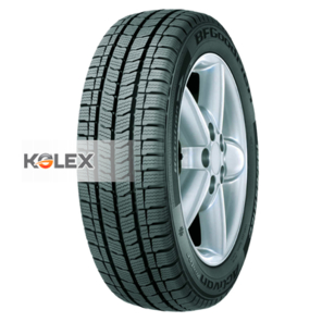 BF GOODRICH ACTIVAN WINTER 195/75 R16C 107-105R
