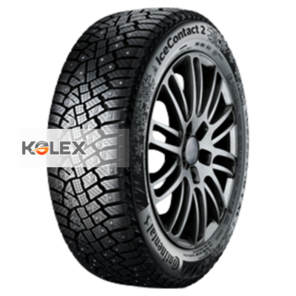 CONTINENTAL CONTI ICE CONTACT 2 KD FR SUV 265/60 R18 114T